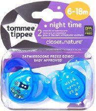 Tommee Tippee Smoczek Night Niebieski Boy 6 18 Mc 333629