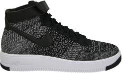 Nike Air Force 1 Ultra Flyknit Mid – BlackBlack White