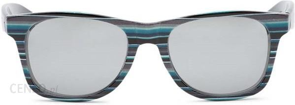 c11c178f38 okulary słoneczne VANS - Spicoli 4 Shades Black Rockaway (KVZ) - zdjęcie 1