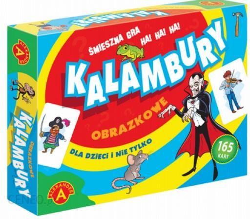 Alexander Kalambury obrazkowe
