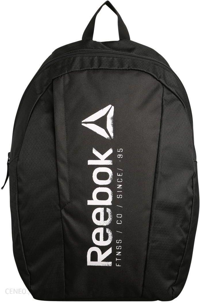 de2e97815159e Plecak Reebok FOUNDATION Plecak black Wrocław - Sklepy, ceny i ...