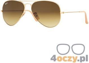 93d4e71e4bcdad Okulary przeciwsłoneczne Ray-Ban® 3025 112/85 AVIATOR LARGE METAL (rozm.