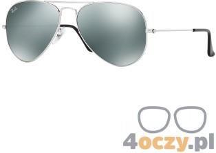 7ff8f0383e1593 Okulary przeciwsłoneczne Ray-Ban® 3025 W3275 AVIATOR LARGE METAL (rozm.