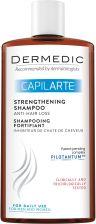 dermedic capilarte szampon wzmacniający hamujący wypadanie włosów ceneo