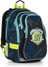 d16aaec6c217d Topgal Plecak szkolny CHI 878 D Blue