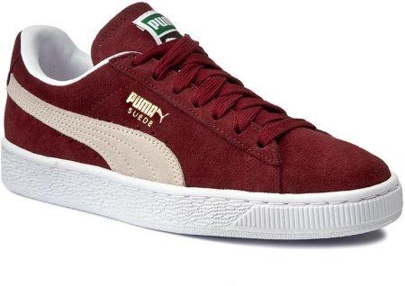 Buty Puma Suede Classic (cabernetwhite)