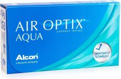 Alcon Air Optix Aqua 3 szt