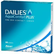 Alcon Dailies AquaComfort Plus 90 szt.