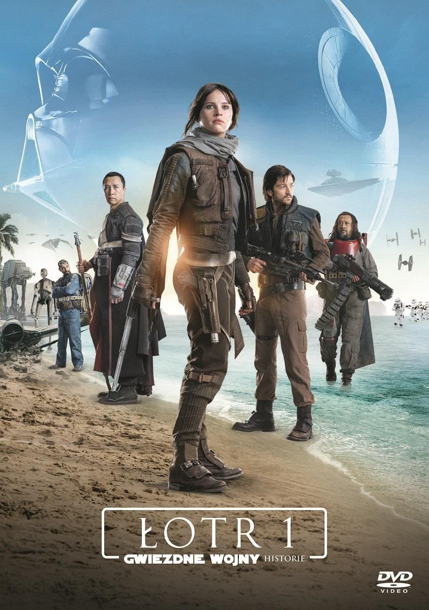 łotr 1 Gwiezdne Wojny Historie Star Wars Dvd