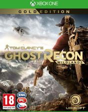 Tom Clancy's Ghost Recon Wildlands - Gold Edition (Gra Xbox One)