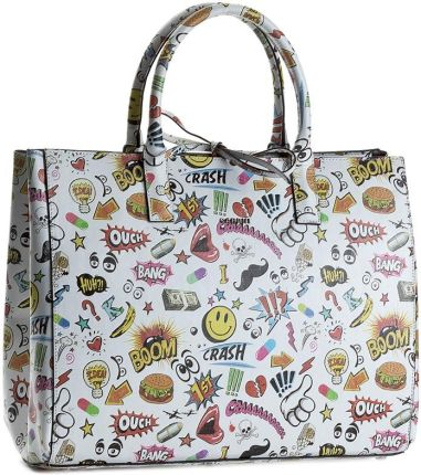 e31b0850c27de Elegancka torebka Monnari shopper duża torba A4 - Ceny i opinie ...