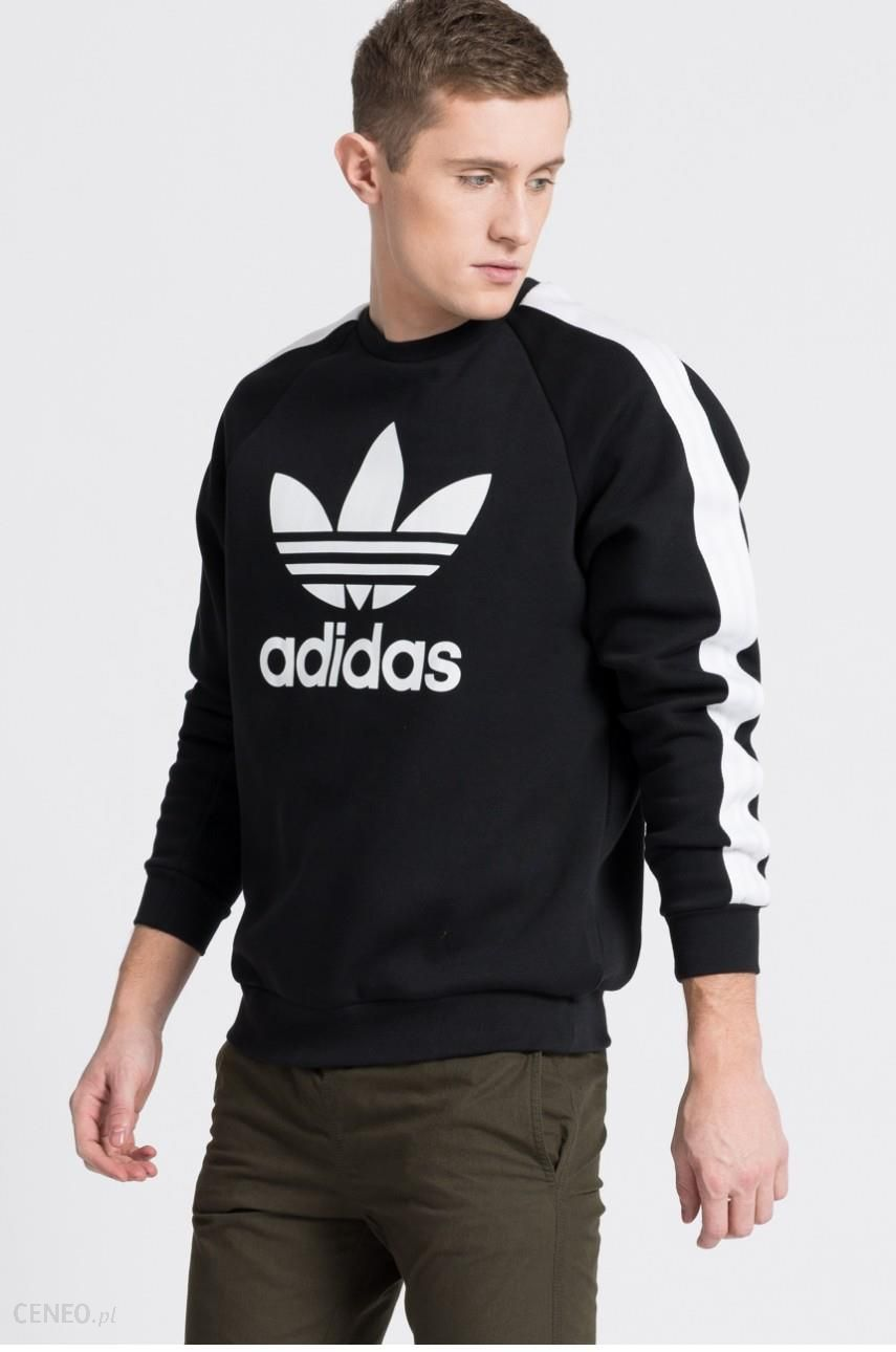 bluza z kapturem adidas trefoil • adidas trefoil hoodie