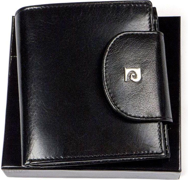 8b6e4c6f9edd8 Mały portfel skórzany Pierre Cardin YS507.10 479 czarny - Ceny i ...