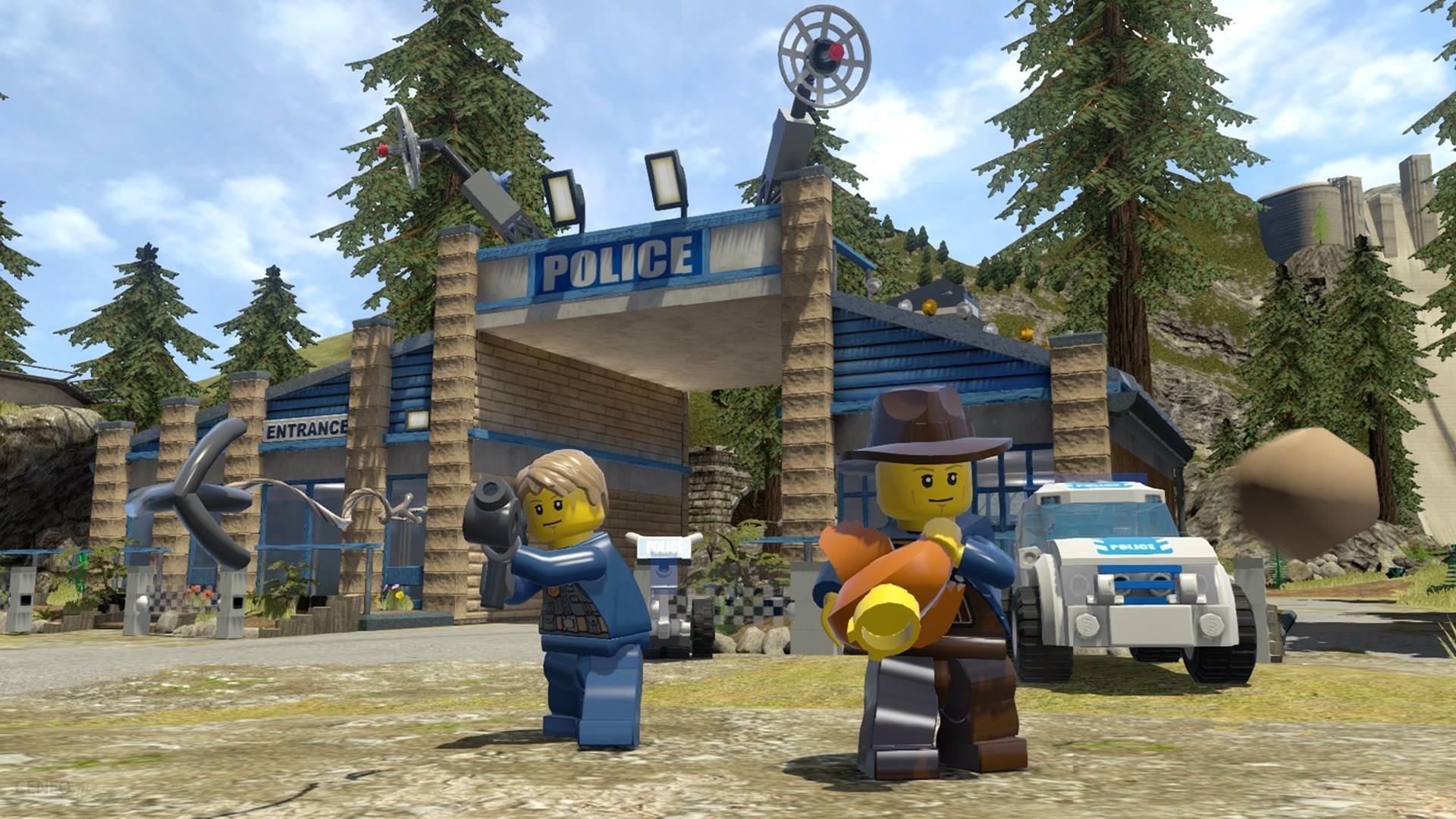 Gra Na Xbox One Lego City Tajny Agent Gra Xbox One Od 8490 Zł