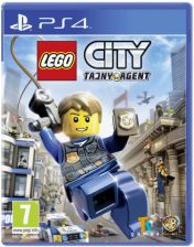LEGO City Tajny Agent (Gra PS4)
