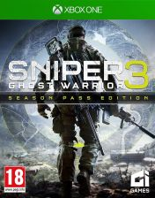 Sniper Ghost Warrior 3 Edycja Season Pass (Gra Xbox One)