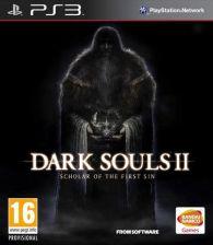 Dark Souls Ii Scholar Of The First Sin Gra Ps3 Ceneo Pl