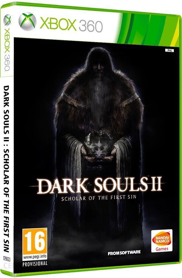 Dark Souls Ii Scholar First Sin Xone Kod Bez Vpn 54 90 Zl Stan Nowy Gra Rpg 9657000825 Allegro Pl