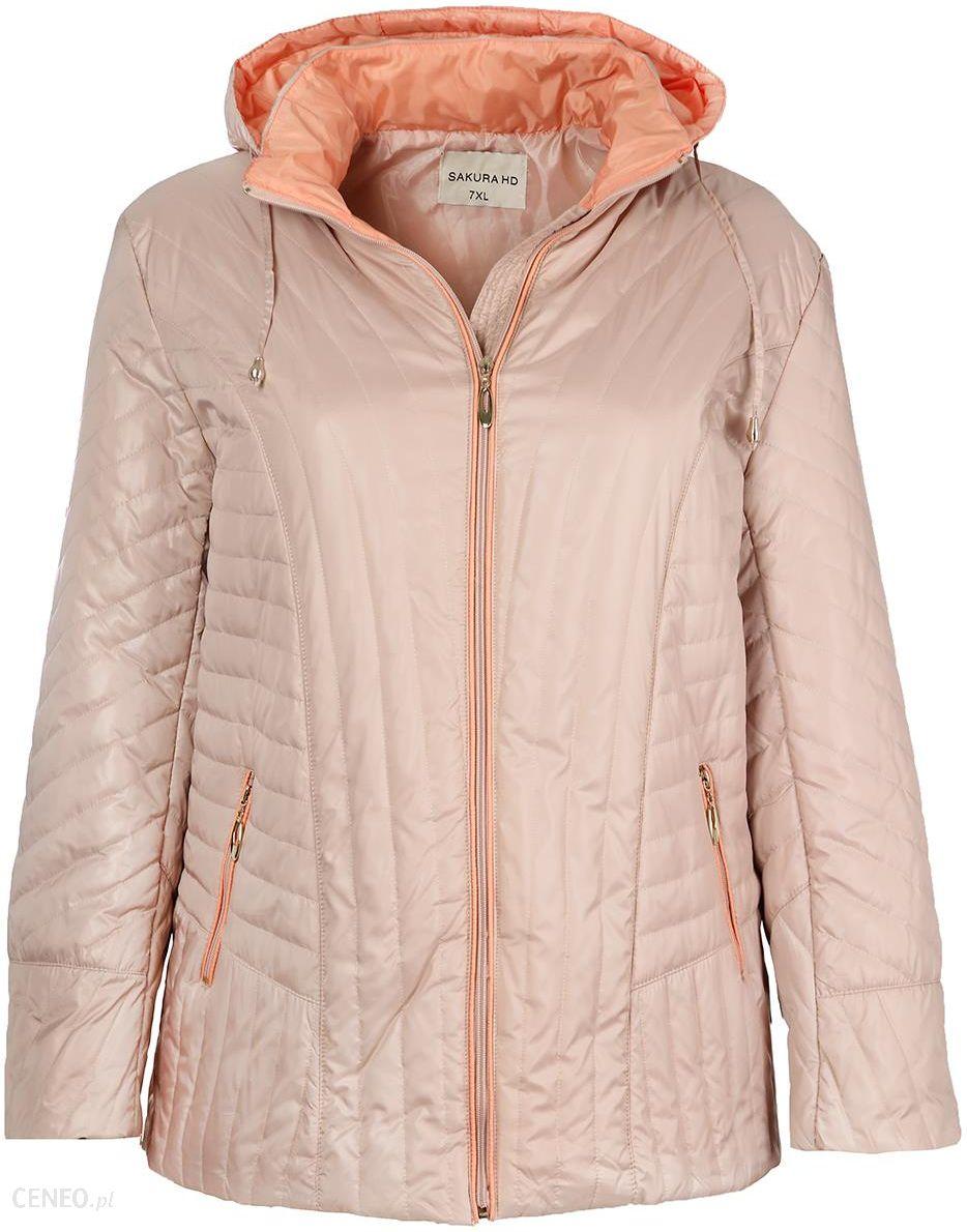 kurtki damskie przejściowe duże rozmiary ceneo