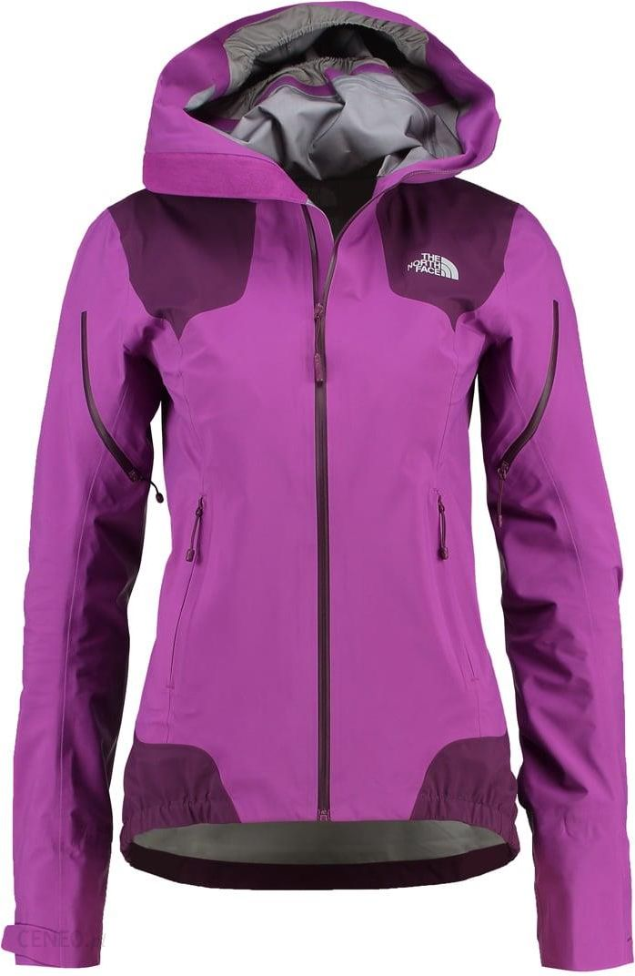 3d4f849ccf77 The North Face SHINPURU Kurtka hardshell wood violet - Ceny i opinie ...