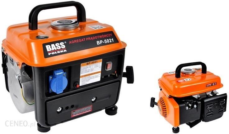 Młodzieńczy Generator prądu Bass 5021 - Opinie i ceny na Ceneo.pl IP35