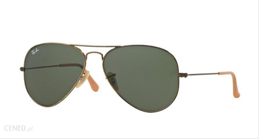 Okulary przeciwsłoneczne Ray Ban 3025 177 Aviator (58) - Ceny i ... 956f57d0e1