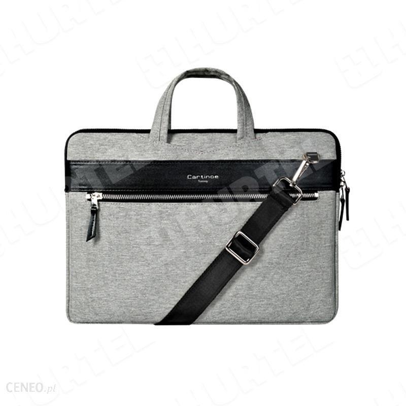 92cbea86ad511 Torba na laptopa Cartinoe London Style Series 13,3 cala szara (14255 ...