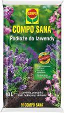 Compo Podloze Do Lawendy Likakow I Celmatisow 10l Ceny I Opinie Ceneo Pl