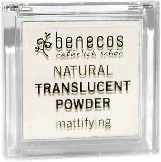 Benecos matuj cy puder transparentny w kamieniu mission invisible 6g opinie i ceny na - Mission invisible ...
