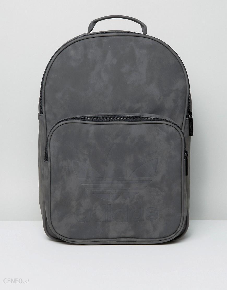7d3ed1fb236f8 adidas Originals Classic Backpack In Ash BK7056 - Brown - zdjęcie 1