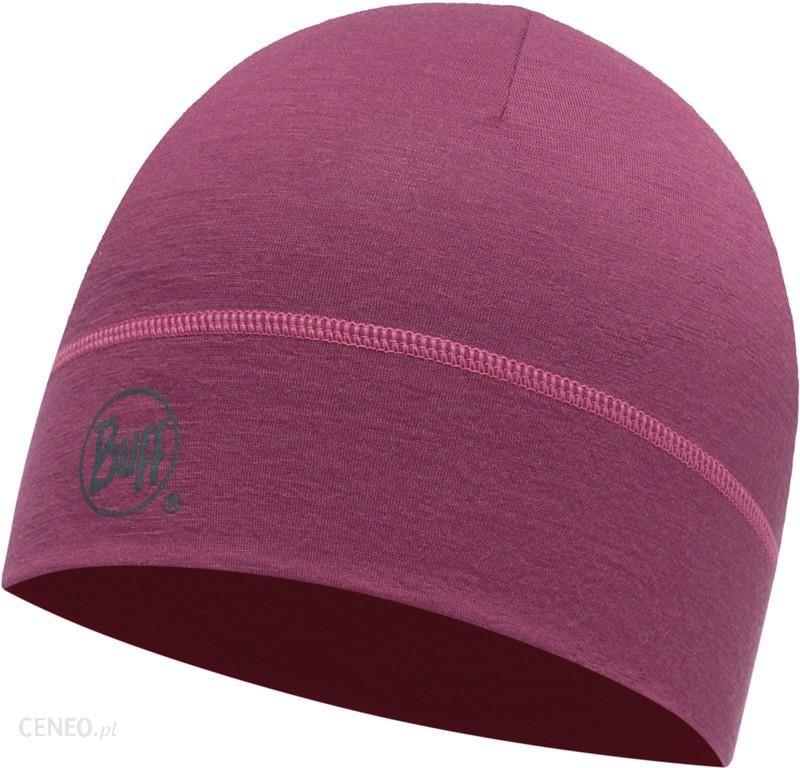 a4542690 Buff Merino Wool 1 Layer Czapka Kobiety różowy Czapki - Ceny i ...