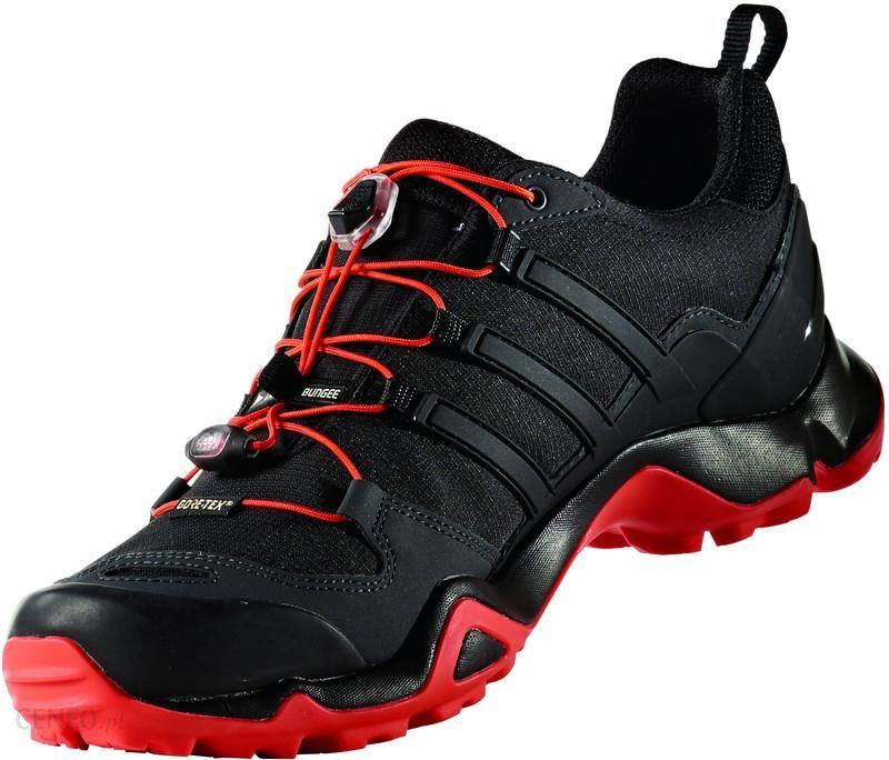 różne style gorące produkty świeże style Adidas Terrex Swift R GTX Buty Mężczyźni czerwony/czarny Buty turystyczne -  Ceny i opinie - Ceneo.pl