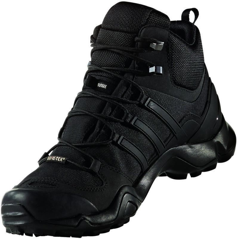 Buty trekkingowe adidas Terrex Swift R Mid GTX Buty Mężczyźni czarny Buty turystyczne Ceny i opinie Ceneo.pl
