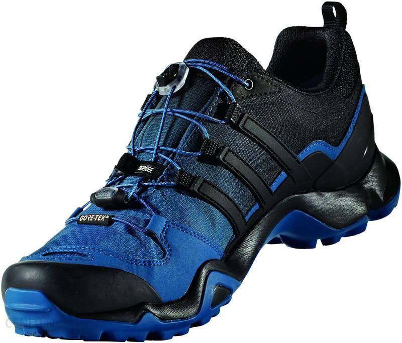 e53ac0b5ba5f2 adidas Terrex Swift R GTX Buty Mężczyźni niebieski/czarny Buty turystyczne  - zdjęcie 1
