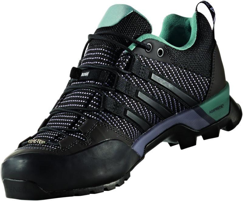 adidas Terrex Scope GTX Buty Kobiety szaryczarny Buty podejściowe