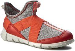 bc48da42 Półbuty ECCO - Intrinsic Sneaker 70507250384 Coral Blush/Concrete/Black  eobuwie