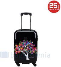 38dddc356f1fa Mała kabinowa walizka SAXOLINE Magic Tree S - Ceny i opinie - Ceneo.pl