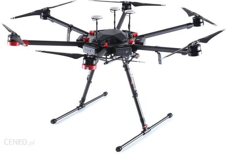 DJI Matrice 600 + DJI Ronin MX dronas