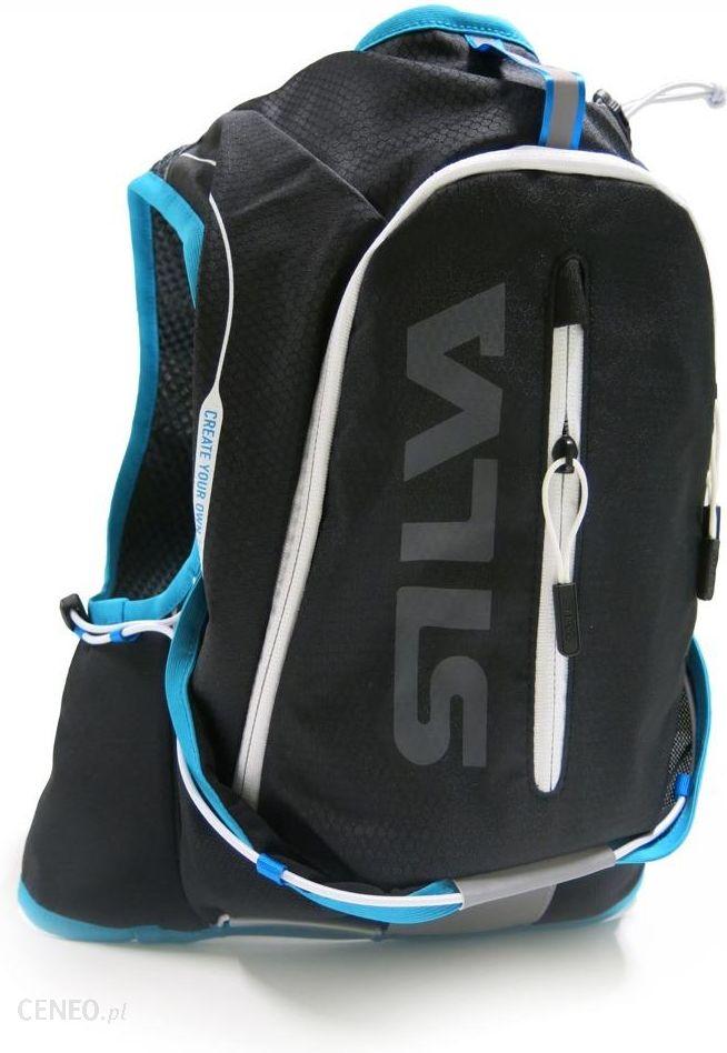 466925e679e01 Plecak Silva Plecak Strive 10 Running Backpack czarny - Ceny i ...