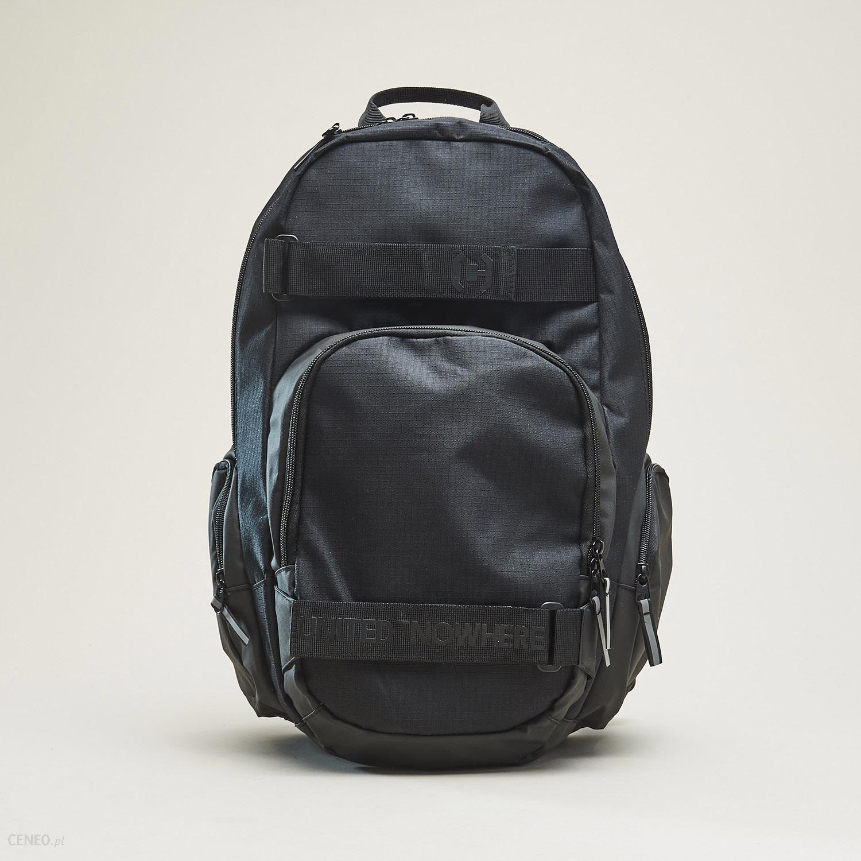 d9198484c0c84 Cropp - Pojemny plecak z kieszeniami - Czarny - męski - Ceny i ...