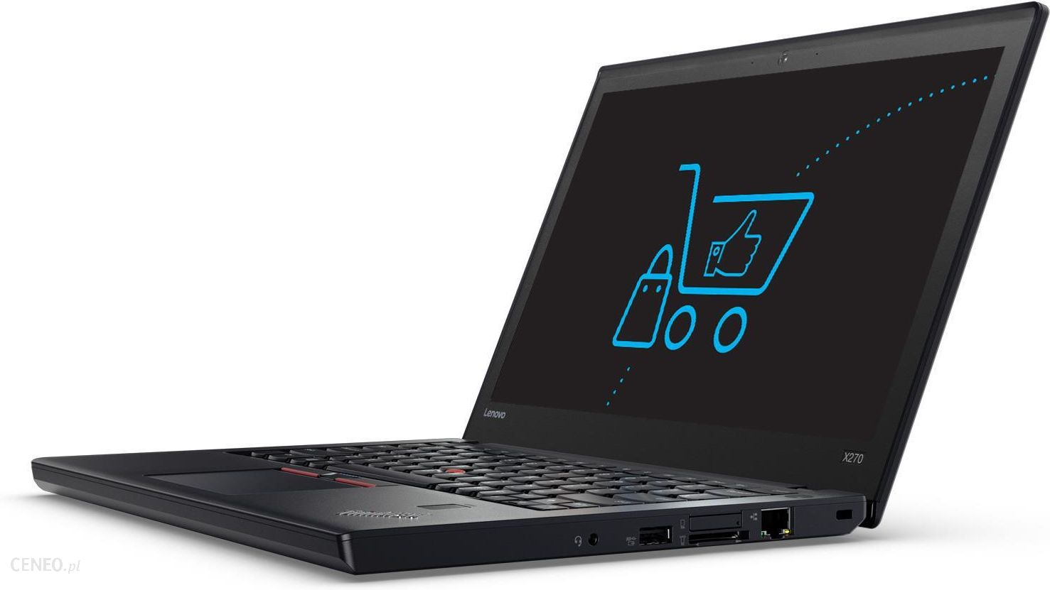 Laptop Lenovo ThinkPad X270 20K5S00A00 zdjęcie 1