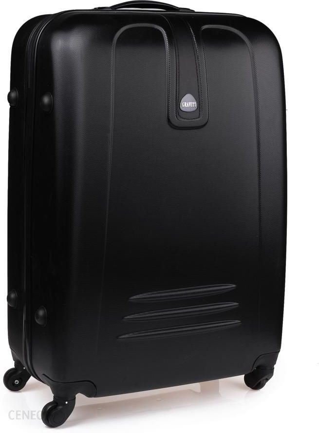 fa074cc21e3d7 Walizka na 4 kółkach ABS 168 Gravitt Travel duża - Ceny i opinie ...