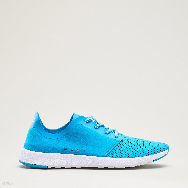 Lekkie sneakersy Ronin Cropp Sneakersy męskie niebieskie w Cropp