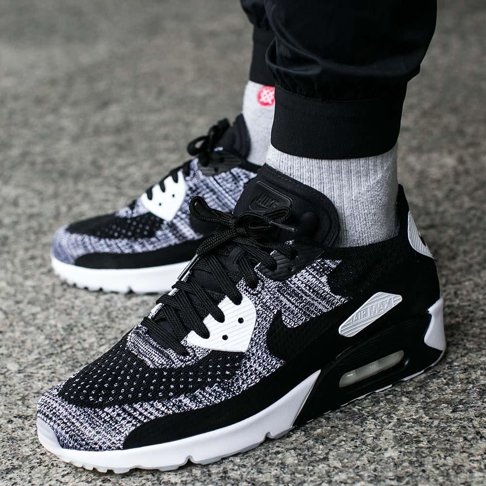 new products a4c43 c48f5 Buty Nike Air Max 90 Ultra 2.0 Flyknit (875943-001) - Ceny i opinie ...