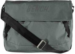 fd8bfb236ee99 torba na ramię BENCH - Messenger Dark Grey (GY048)