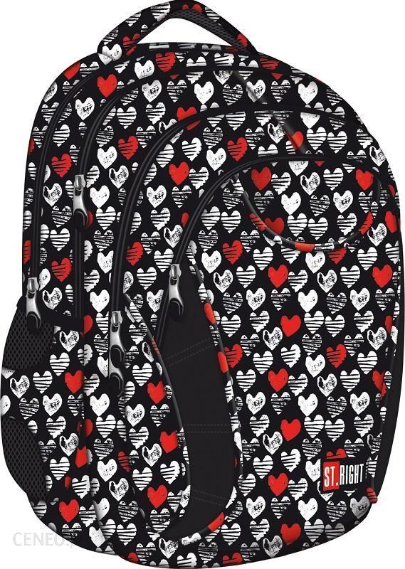 f8f7dc877de13 St.Majewski Plecak 4-Komorowy HEARTBEAT St.Right 611889 BP 02 - zdjęcie ...