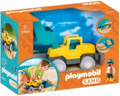 Playmobil Sand Koparka Do Piasku 9145