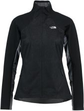 The North Face ATERPEA WOOD VIOLET Kurtka Softshell black