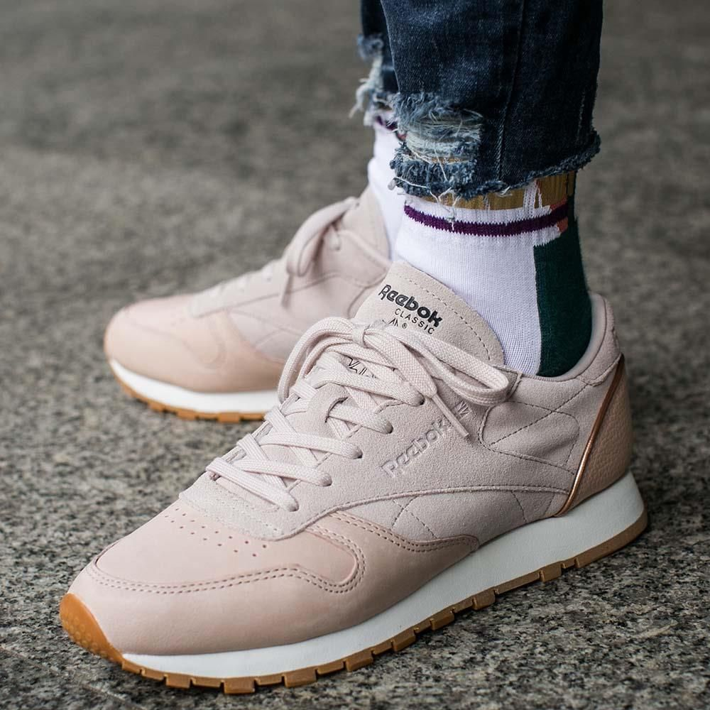 Buty Reebok Classic Leather Golden Neutrals