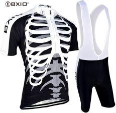 64ae4bc34 BXIO Cycling Jersey Set Skeleton Bicicleta - Aliexpress - zdjęcie 1